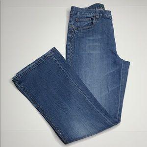 Lauren Ralph Lauren studded jeans
